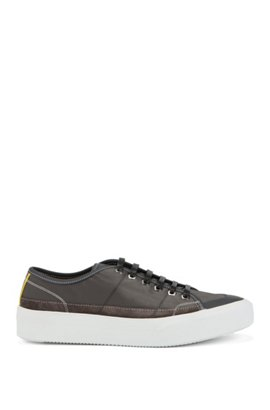 Mens Designer Sneakers - Lace Ups, Low Tops & High Tops | Hugo Boss