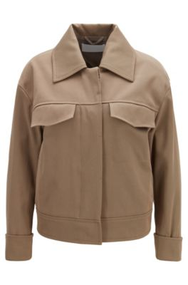 41f1d40f Sale for women | Exclusive jackets up to 40% off at HUGO BOSS