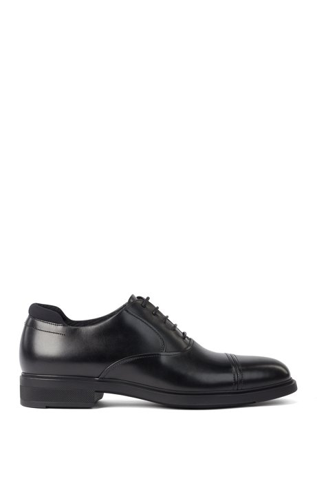 56e21cbe59 Oxford shoes in box calf leather with Outlast® lining, Black