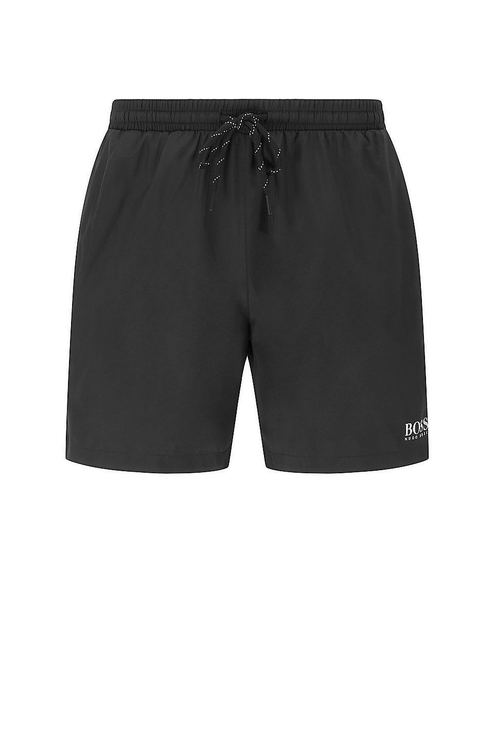 1bc38182f BOSS - Medium-length swim shorts in quick-dry fabric