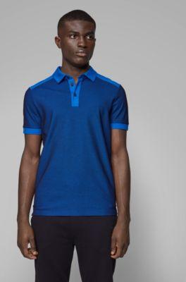 4a3e30ae HUGO BOSS | Men's Polo Shirts