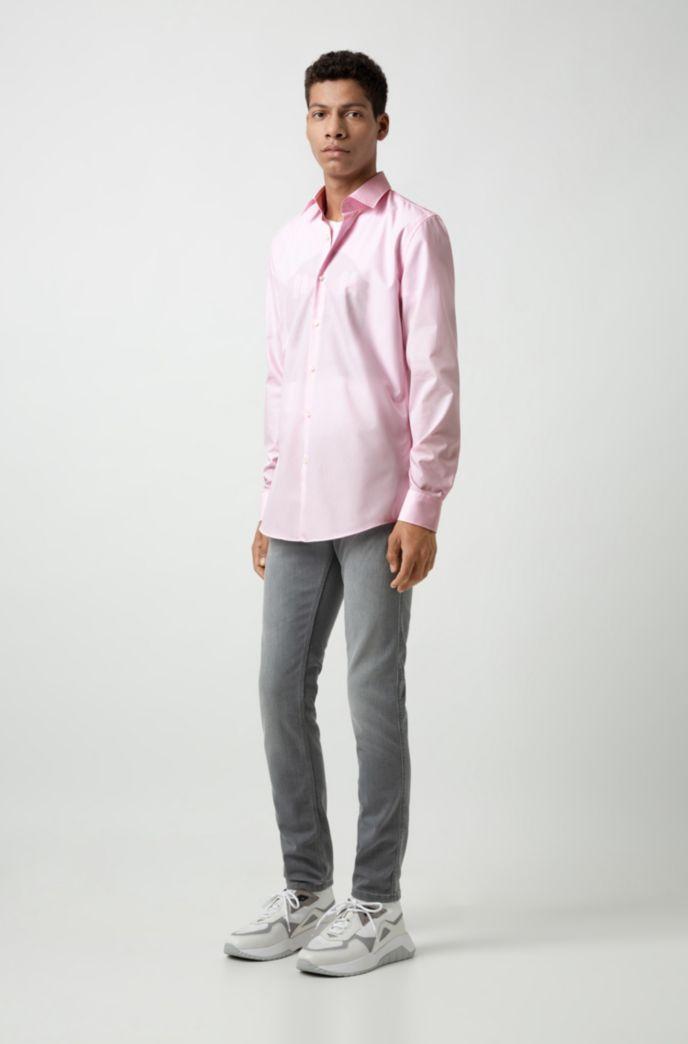 Skinny-fit jeans in lightweight stretch denim
