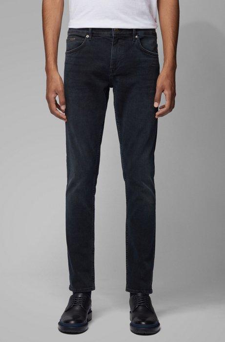 Extra-slim-fit jeans in super-soft stretch denim, Blue