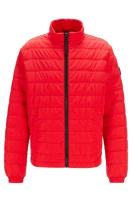 Regular-fit jacket with PrimaLoft® filling, Red