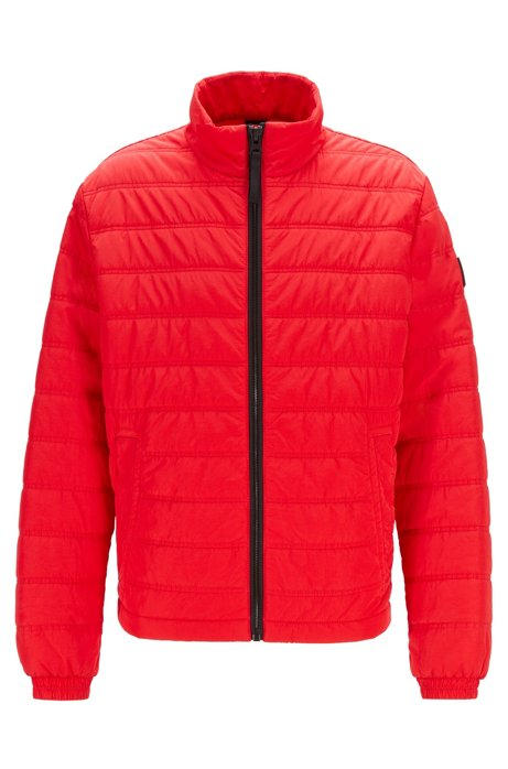 Regular-fit jacket with PrimaLoft® filling, Red