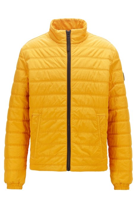 Regular-fit jacket with PrimaLoft® filling, Gold