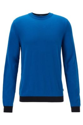 HUGO BOSS MENS SWEATER ON SALE NEW  JUMPER V NECK SIZES S//M//L//XL//XXL