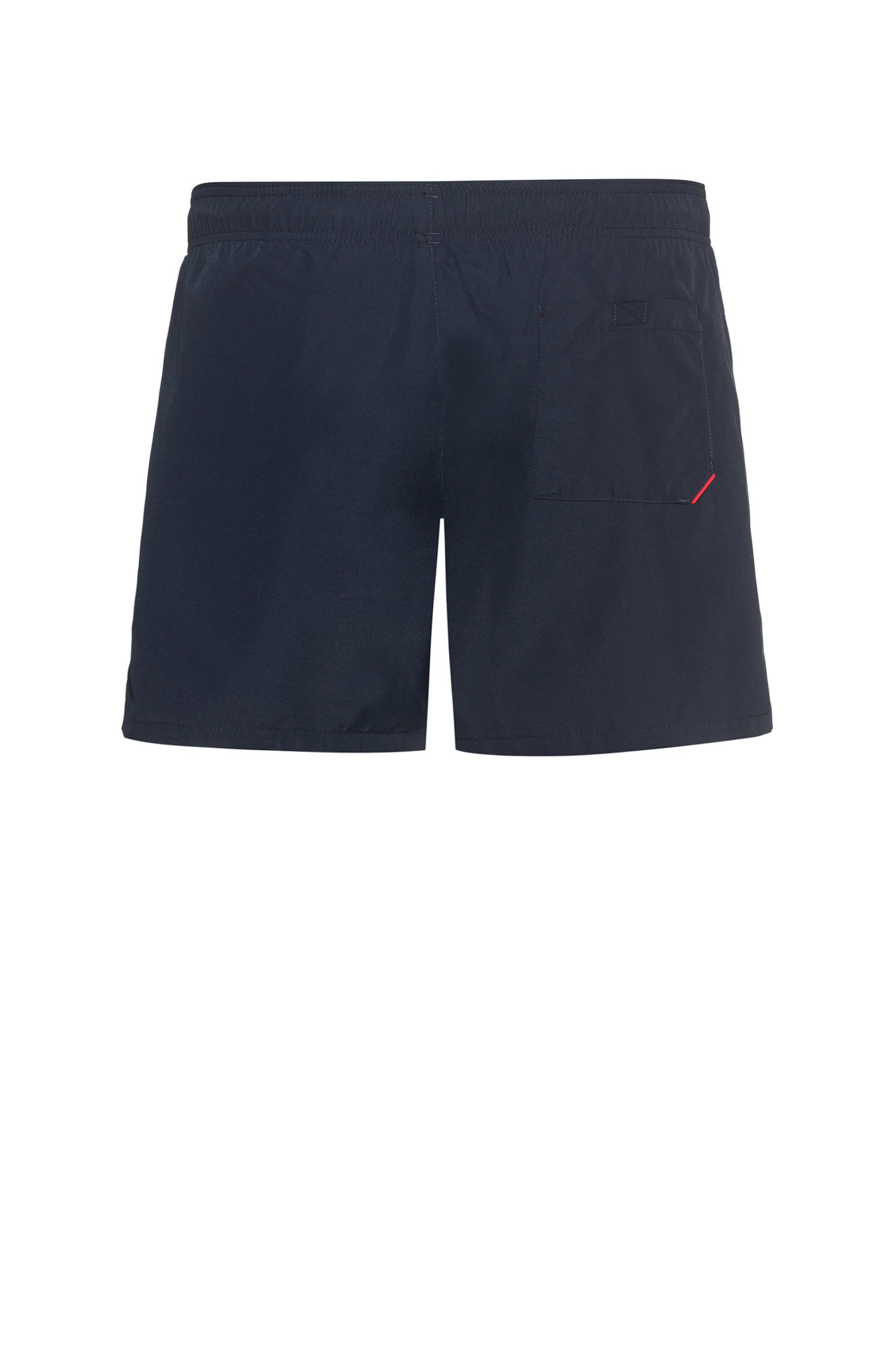 Logo swim shorts in quick-drying fabric