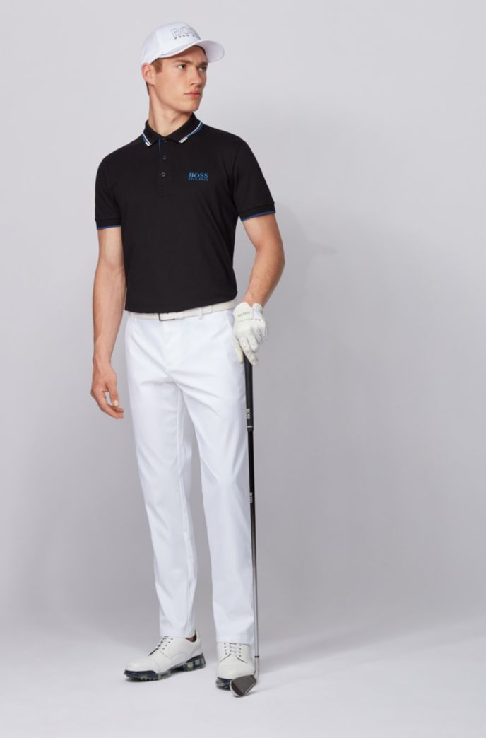 Polo de golf Active Stretch avec fibre S.Café®
