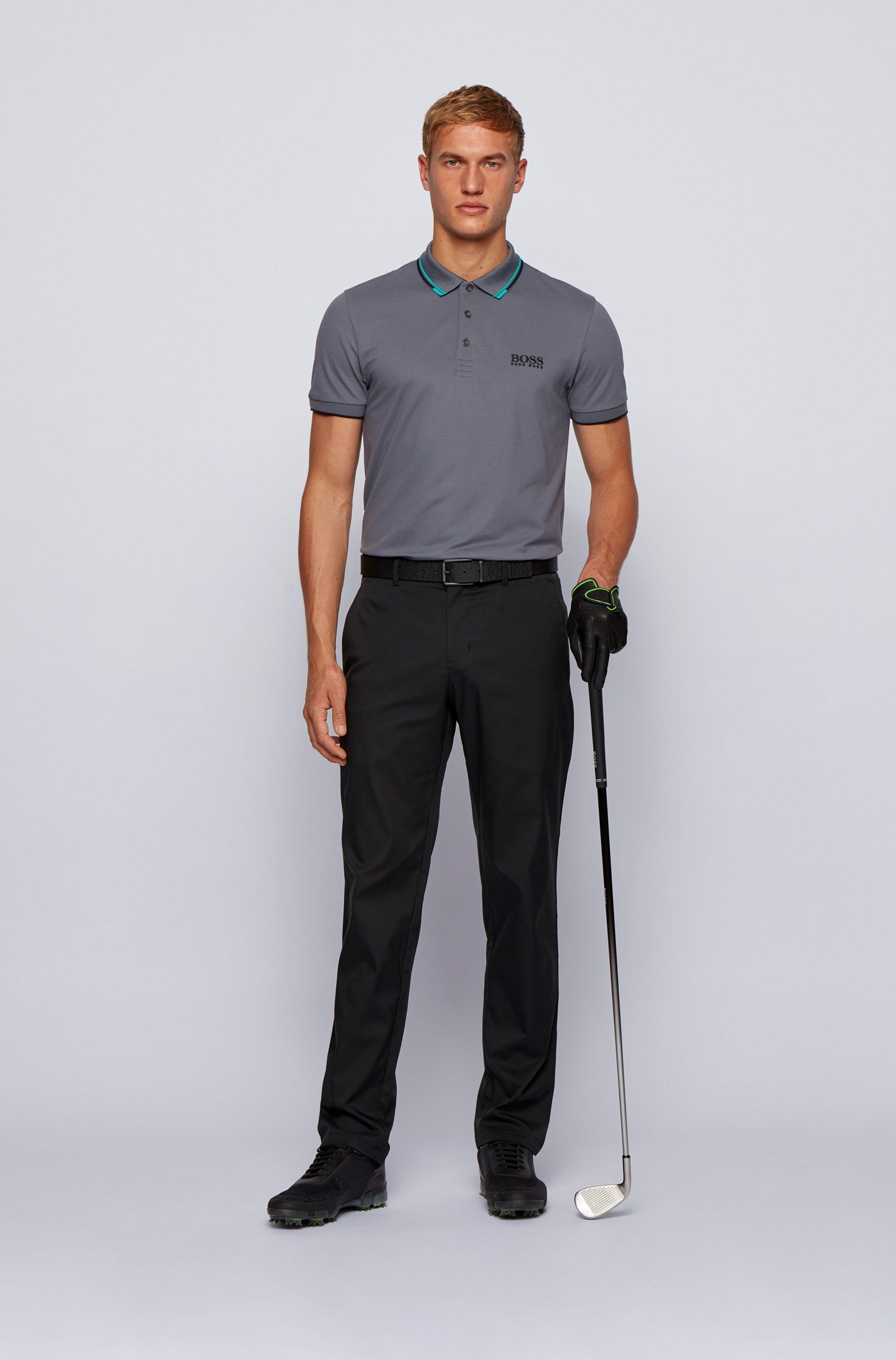 Polo de golf Active Stretch avec fibre S.Café®