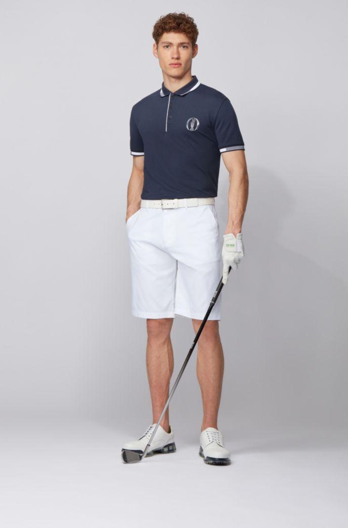 The Open exclusive polo shirt with S.Café®
