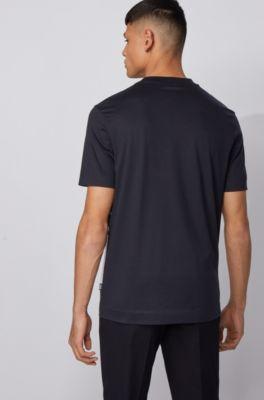 Mens Tiger Print Tshirt Summer Short Sleeves Regular Fit Crew Neck Size XS M