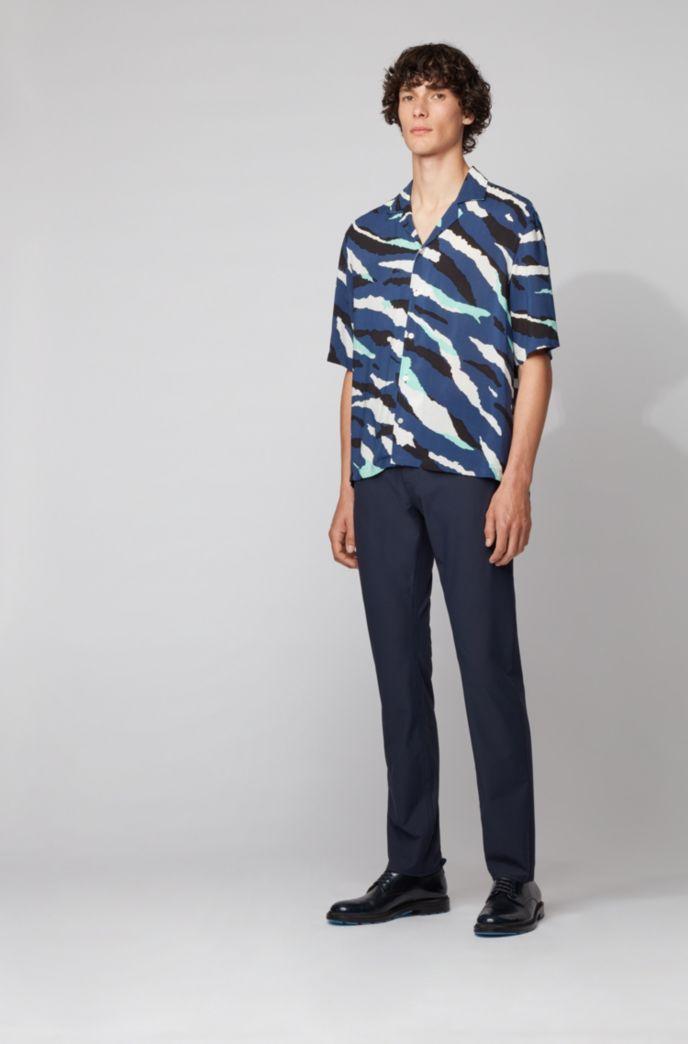 Slim-fit jeans in technical-stretch denim