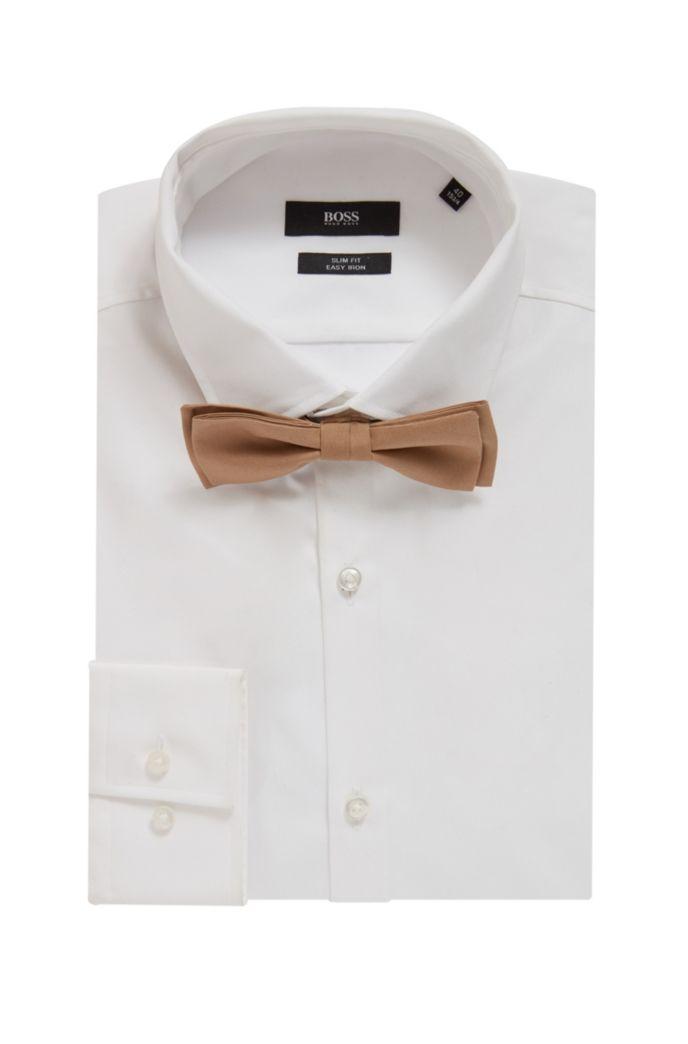 Cummerbund and bow tie set in silk