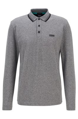 SALE Men   Polo Shirts in Black by HUGO BOSS