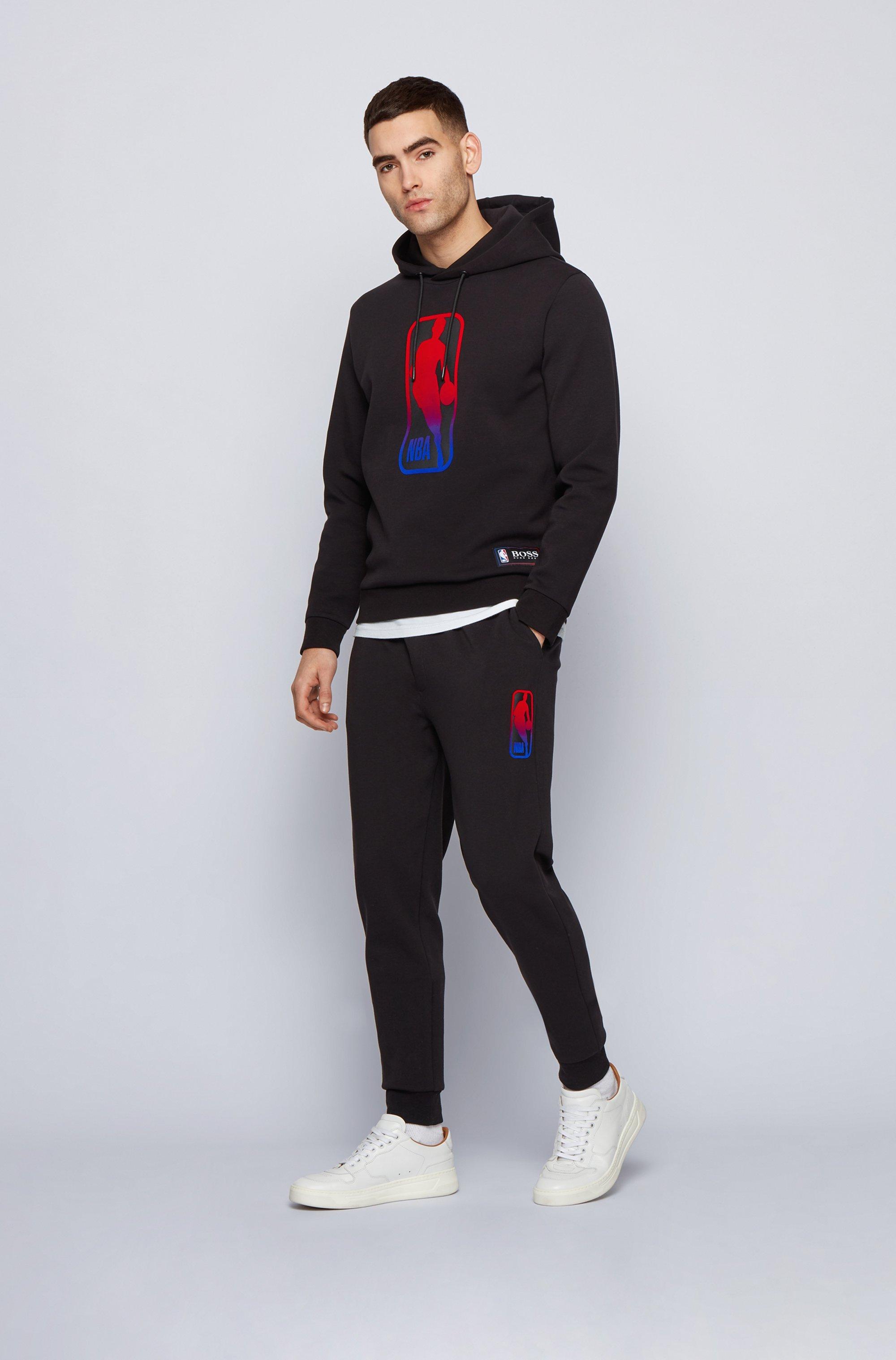 Pantalon de survêtement BOSS x NBA avec logo d'équipe