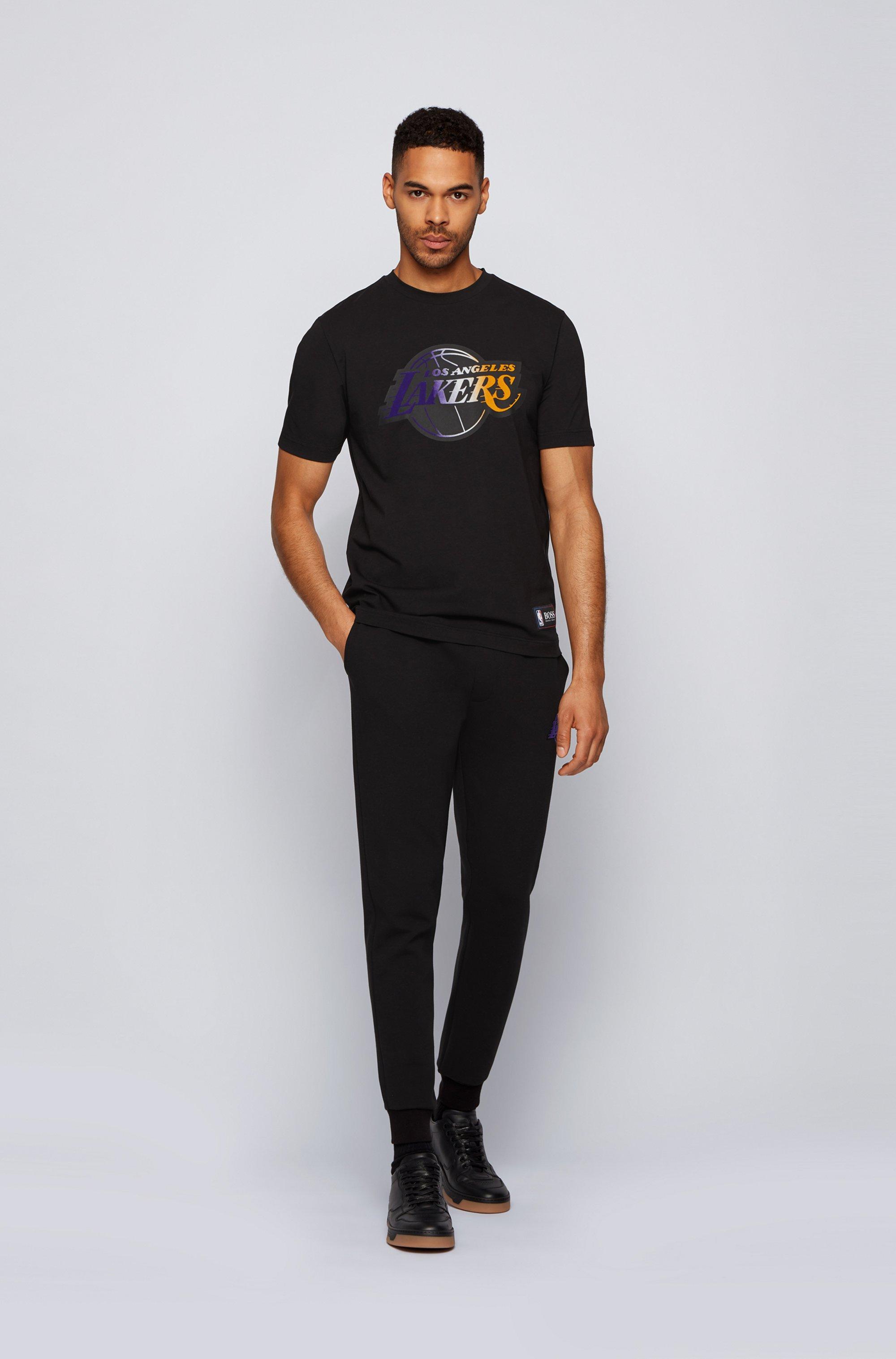 T-shirt BOSS x NBA avec logo d'équipe