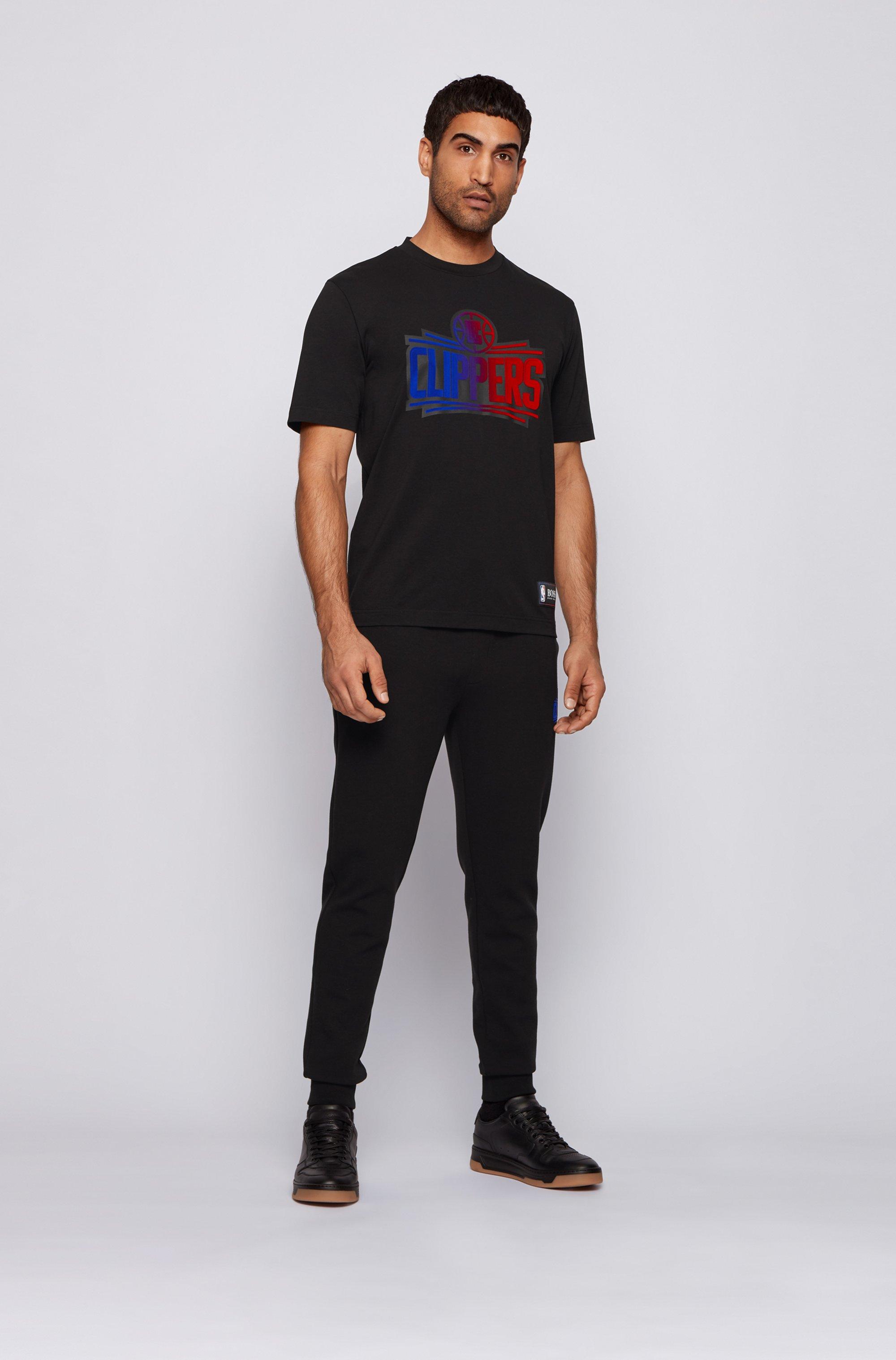 BOSS x NBA T-shirt with team logo