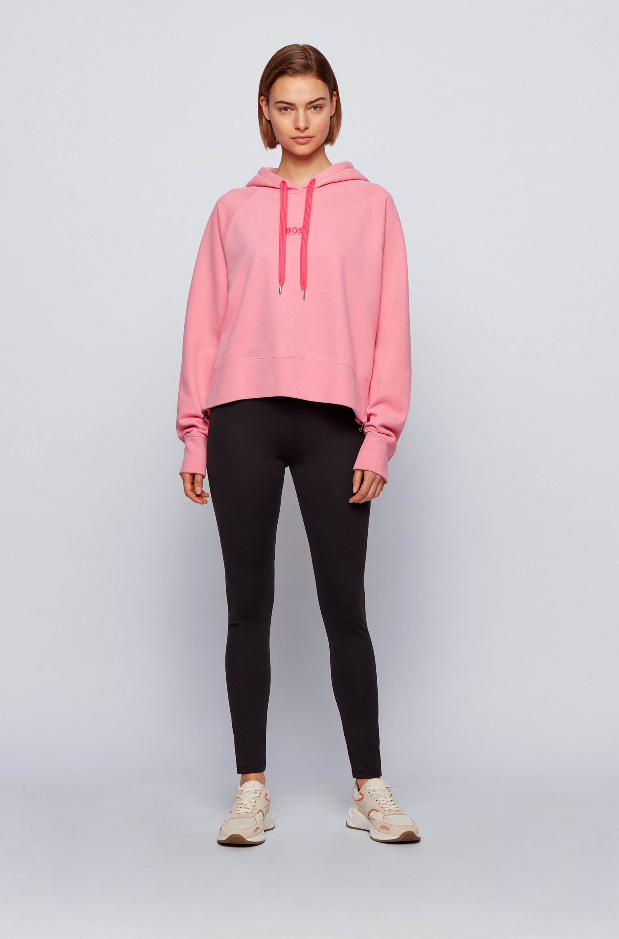Legging Super Skinny Fit à taille color block