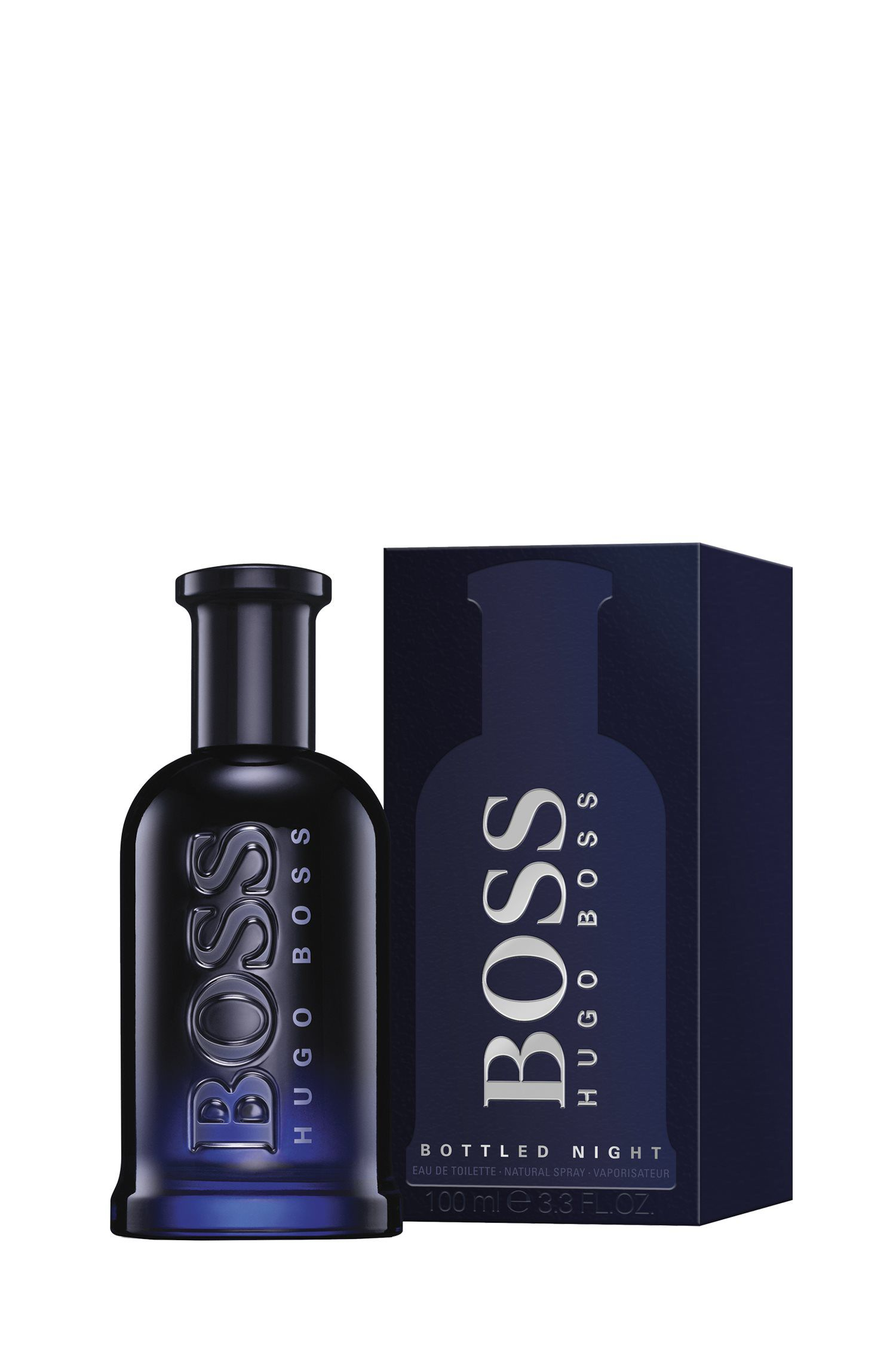 3.3 fl. oz. (100 mL) Eau de Toilette | BOSS Bottled Night, Assorted-Pre-Pack