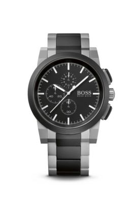 '1512958' | Chronograph Stainless Steel Bracelet Strap Neo Dial Watch , Assorted-Pre-Pack