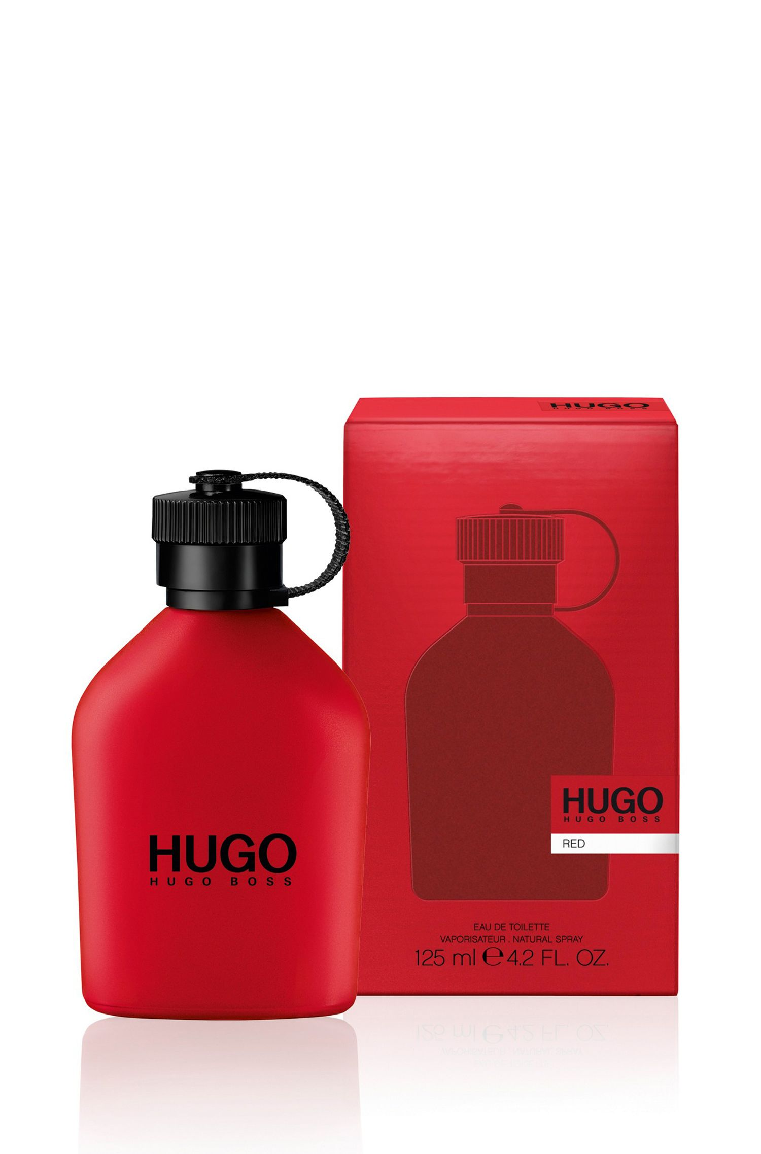 4.2 fl. oz. (125 mL) Eau de Toilette | HUGO Red
