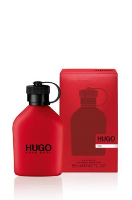 'HUGO Red' | 4.2 fl. oz. (125 mL) Eau de Toilette , Assorted-Pre-Pack