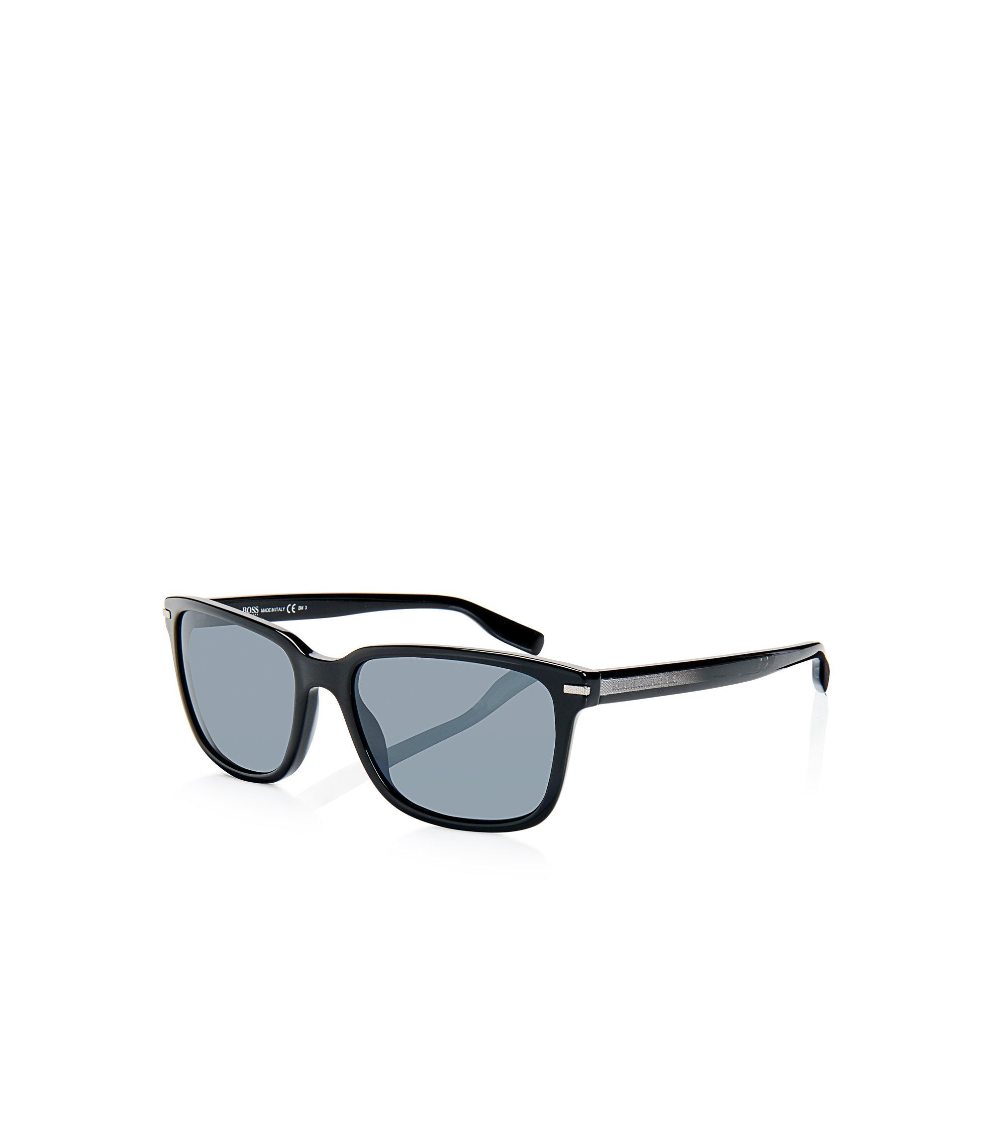 'Sunglasses' | Black Mirror Lens Sunglasses , Assorted-Pre-Pack
