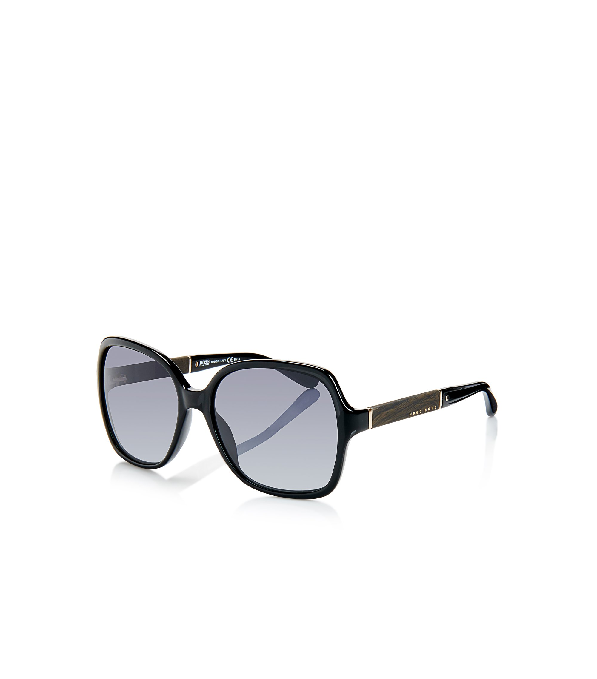 Oversized Wood Detail Sunglasses | BOSS 0664, Assorted-Pre-Pack