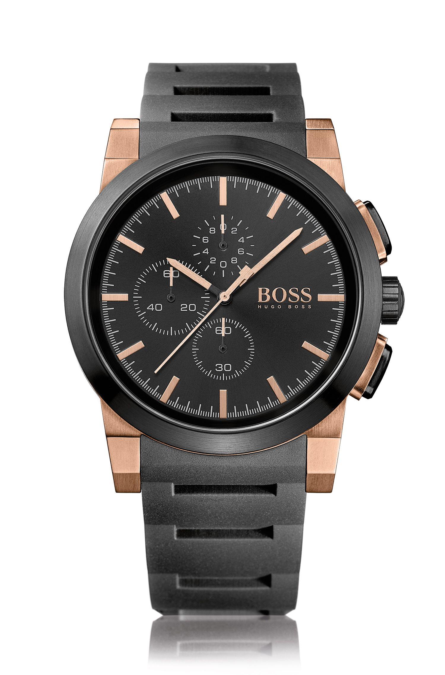 ''1513030'   Chronograph Silicone Strap Neo Chrono Watch