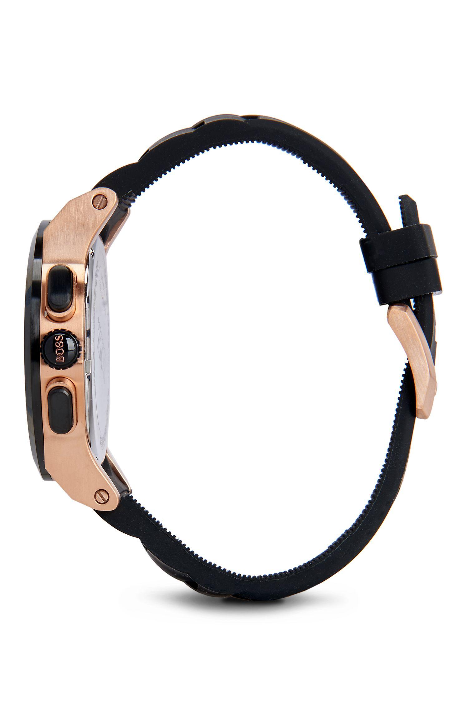 ''1513030' | Chronograph Silicone Strap Neo Chrono Watch