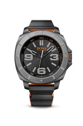 '1513109' | Silicone Strap 3-Hand Quartz Sao Paulo Watch , Assorted-Pre-Pack