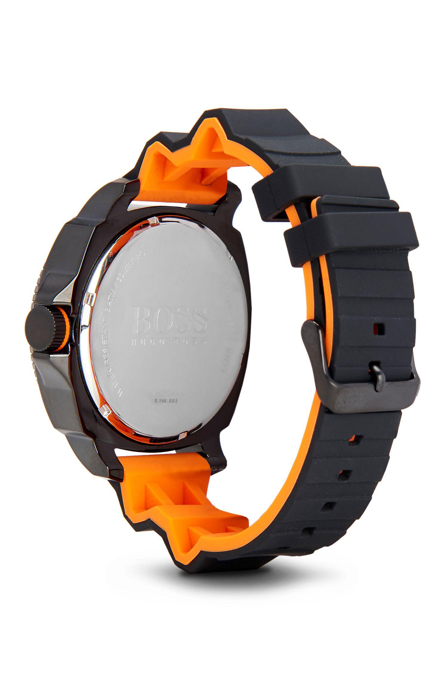 Sao Paulo, Silicone Strap Quartz Watch | 1513109