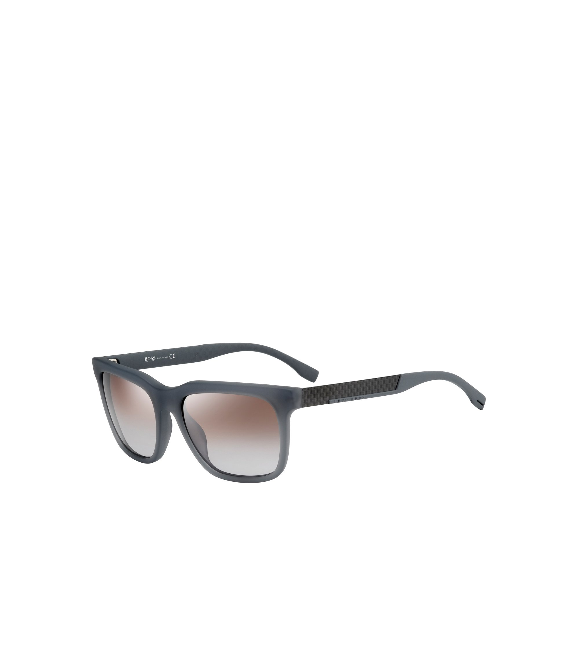 Gradient Lens Rectangular Sunglasses | BOSS 0670S, Assorted-Pre-Pack