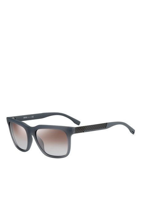 c9ad2a8e1e88 Gradient Lens Rectangular Sunglasses | BOSS 0670S, Assorted-Pre-Pack