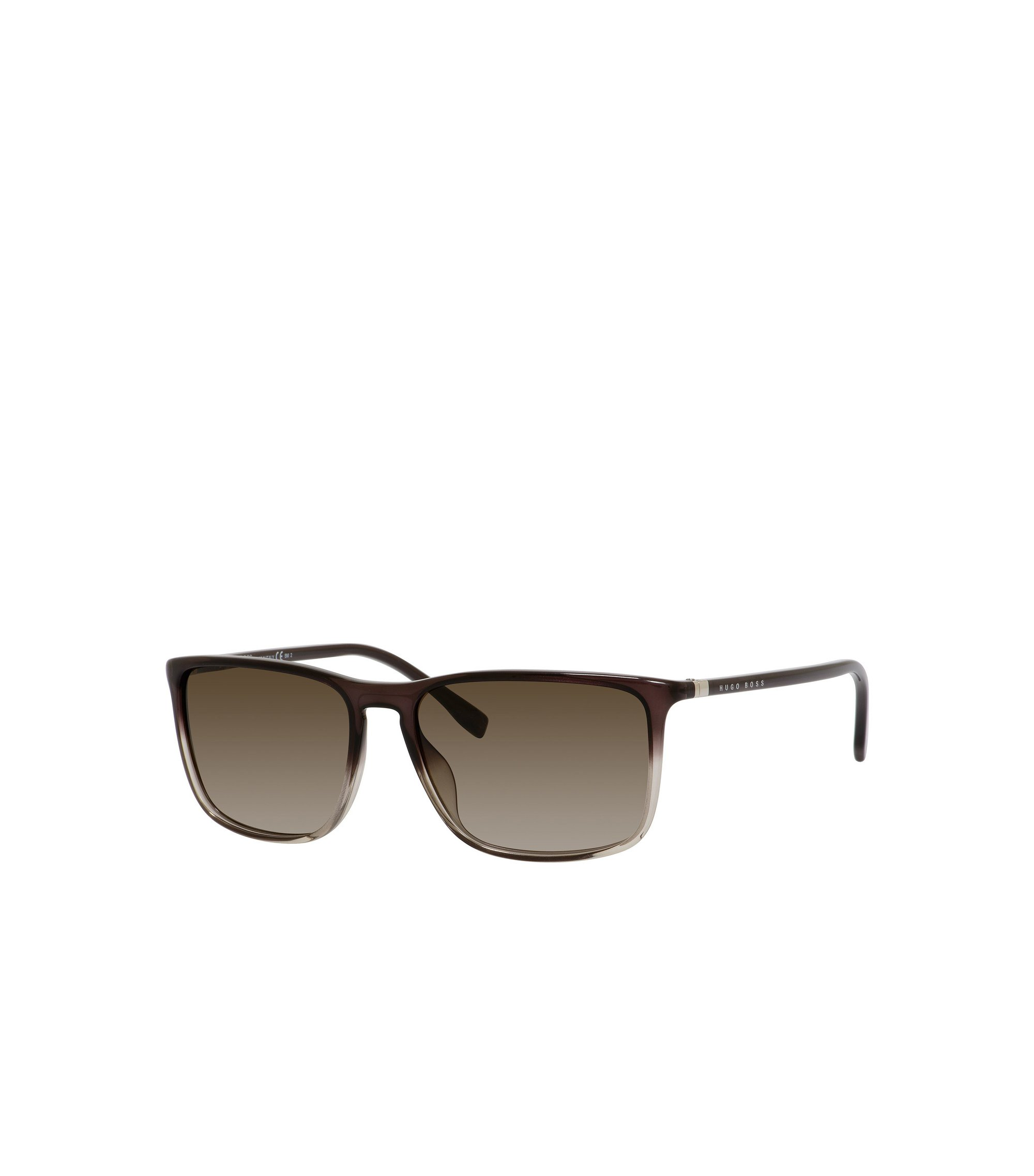 Gradient Lens Rectangular Sunglasses | BOSS 0665S, Assorted-Pre-Pack