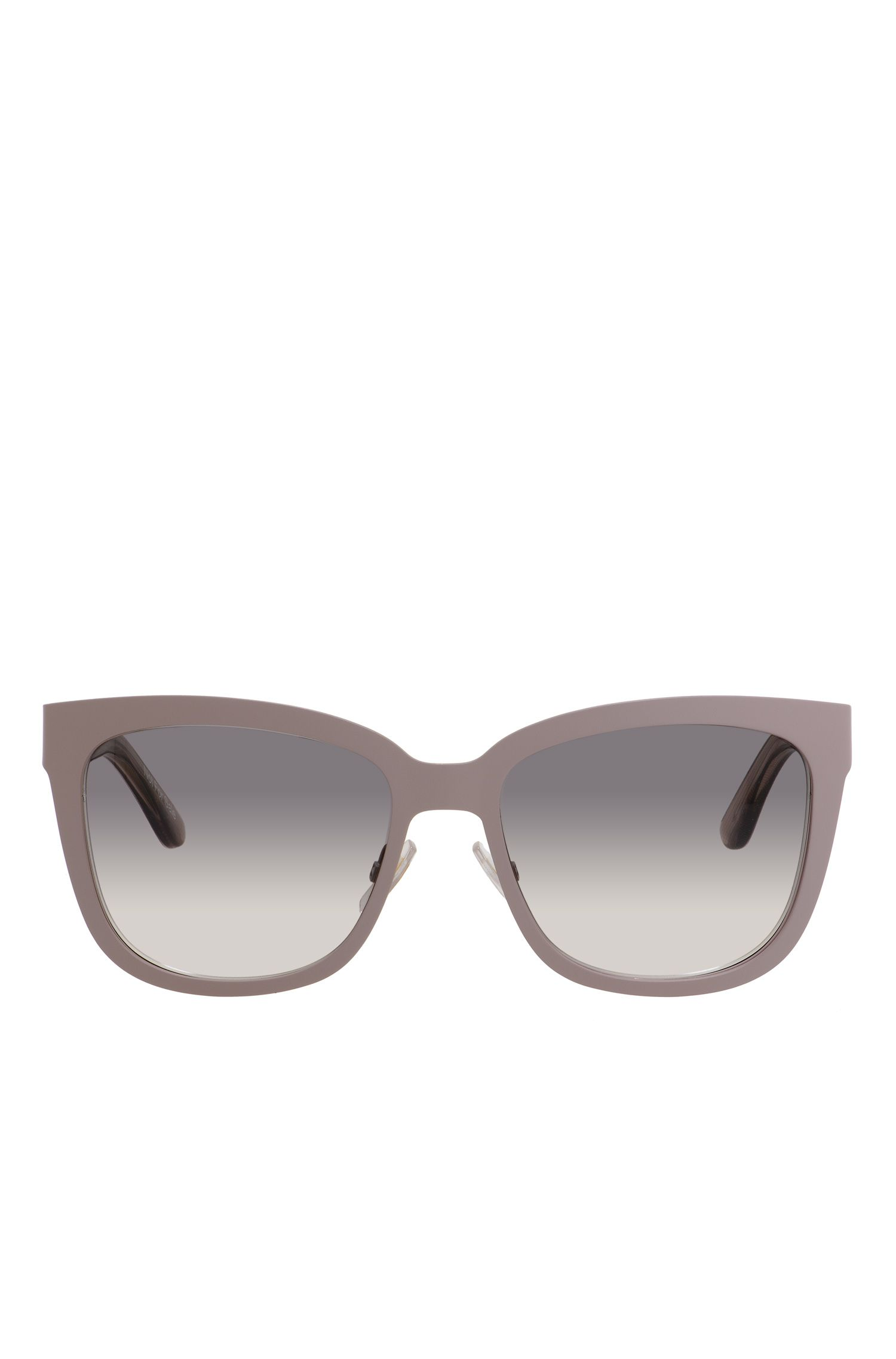 Gray Gradient Lens Rectangular Sunglasses | BOSS 676S, Assorted-Pre-Pack