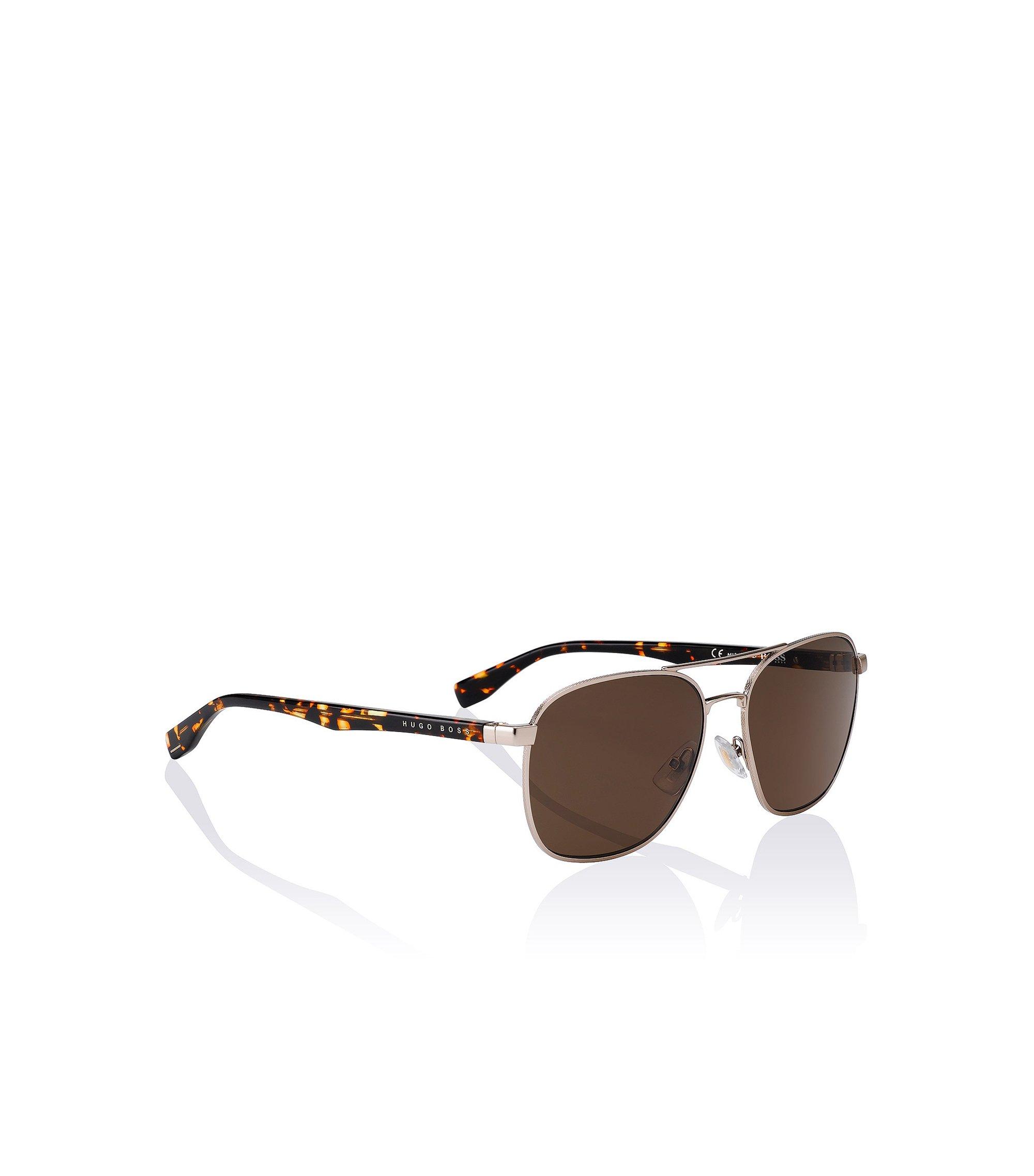 Brown Lens Navigator Sunglasses | BOSS 0701S, Assorted-Pre-Pack