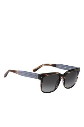'BOSS 0735S' | Gradient Lens Acetate Sunglasses, Assorted-Pre-Pack