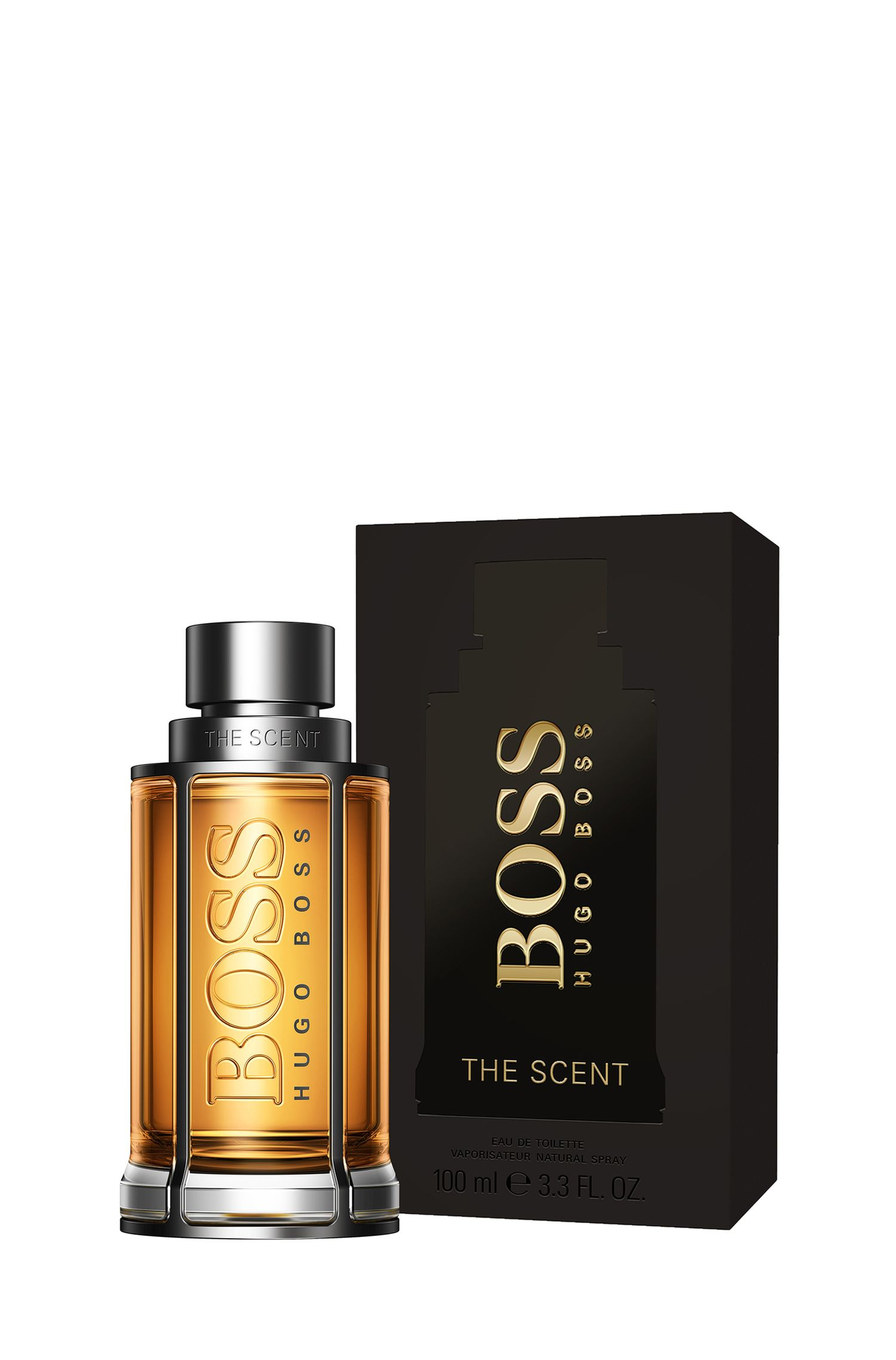 3.3 fl. oz. (100 mL) Eau de Toilette | BOSS The Scent, Assorted-Pre-Pack