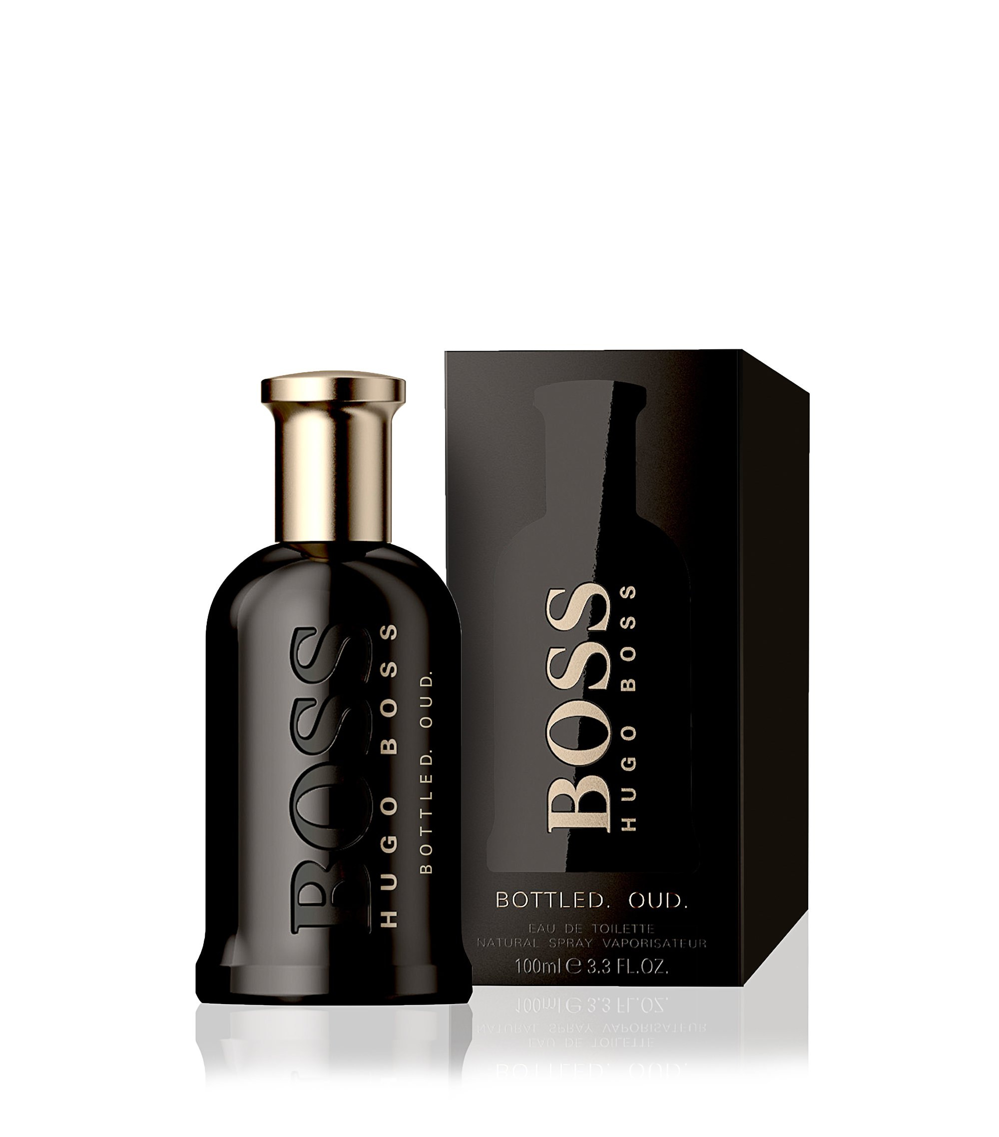 3.3 fl. oz. (100 mL) Eau de Toilette | BOSS Bottled Oud, Assorted-Pre-Pack