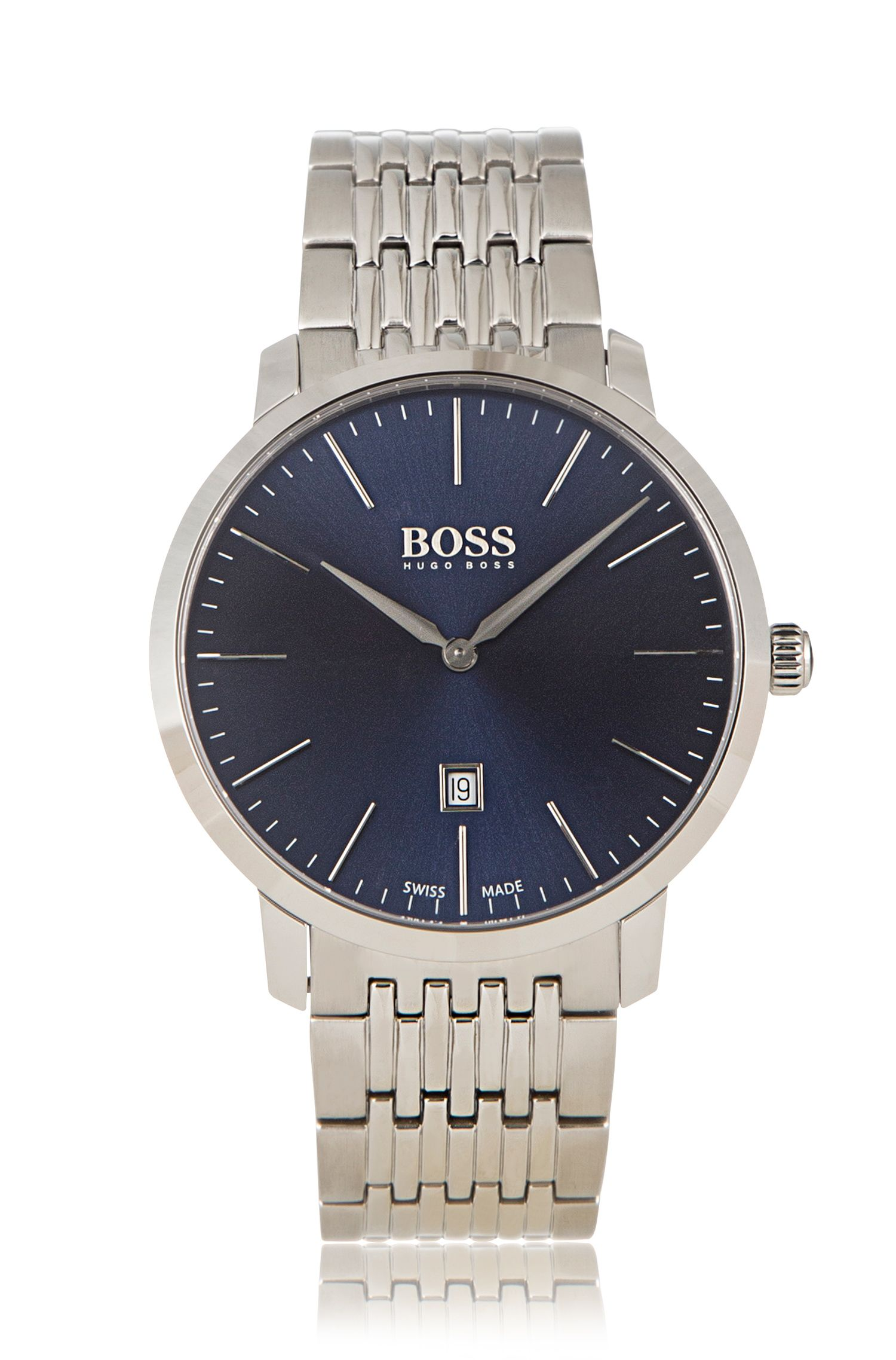 '1513261' |  Stainless Steel Swiss Quartz Watch