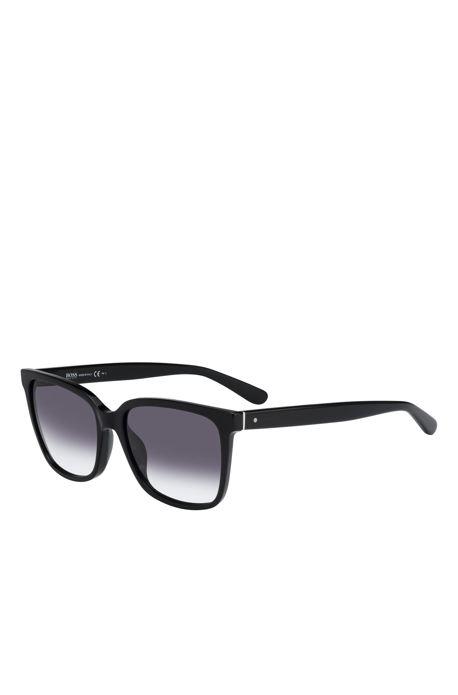 'BOSS 0787S' | Gradient Lens Rectangular Sunglasses