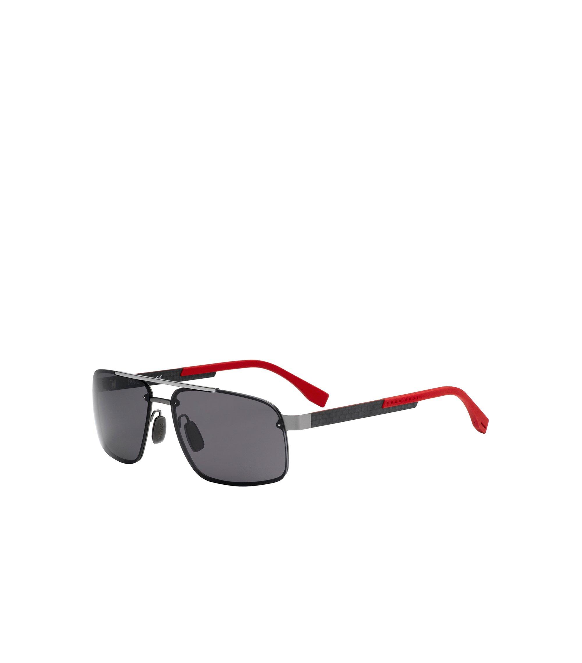 Polar Gray Lens Navigator Sunglasses | BOSS 0773, Assorted-Pre-Pack