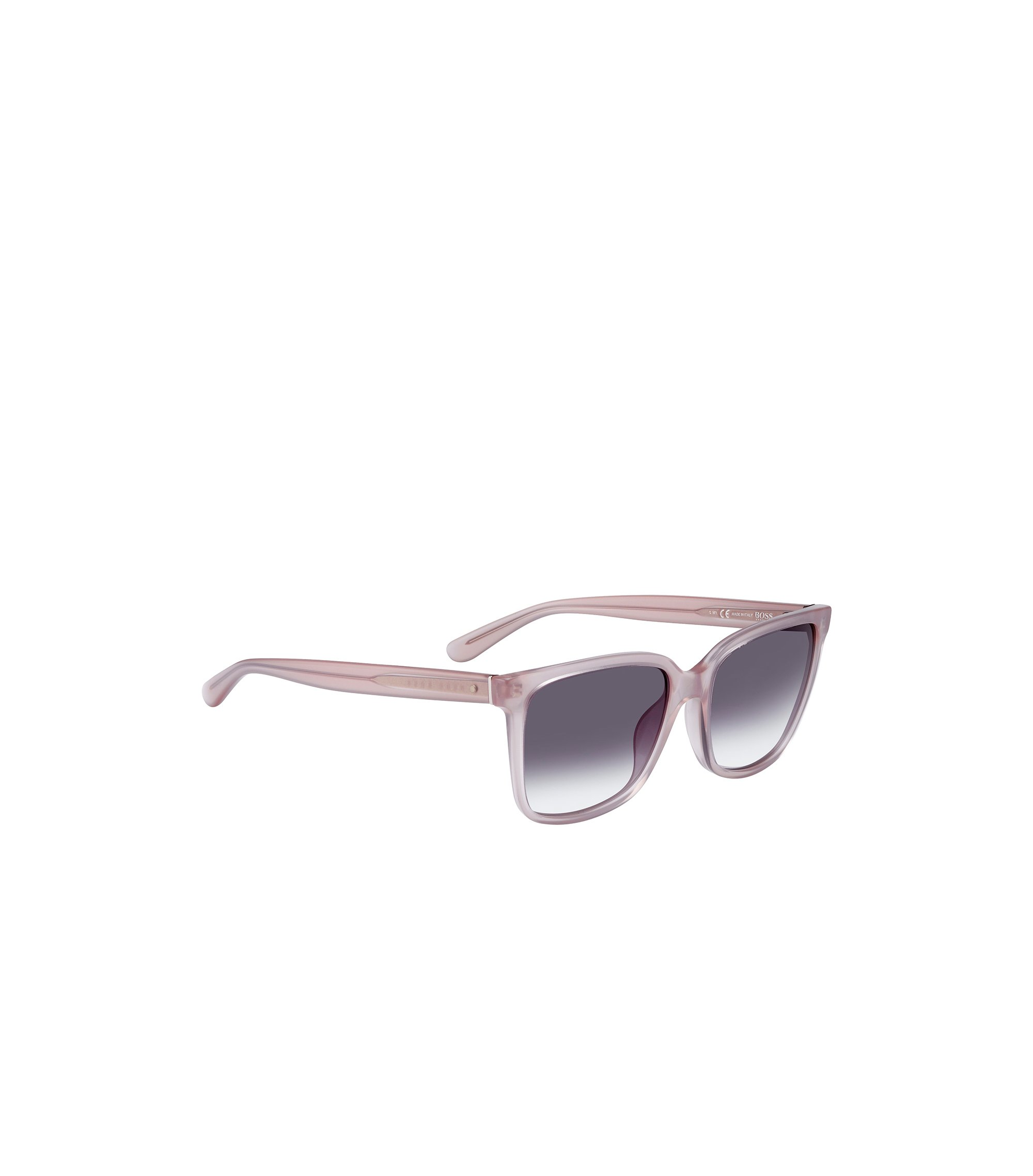 Gray Gradient Lens Square Sunglasses | BOSS 0787S, Assorted-Pre-Pack