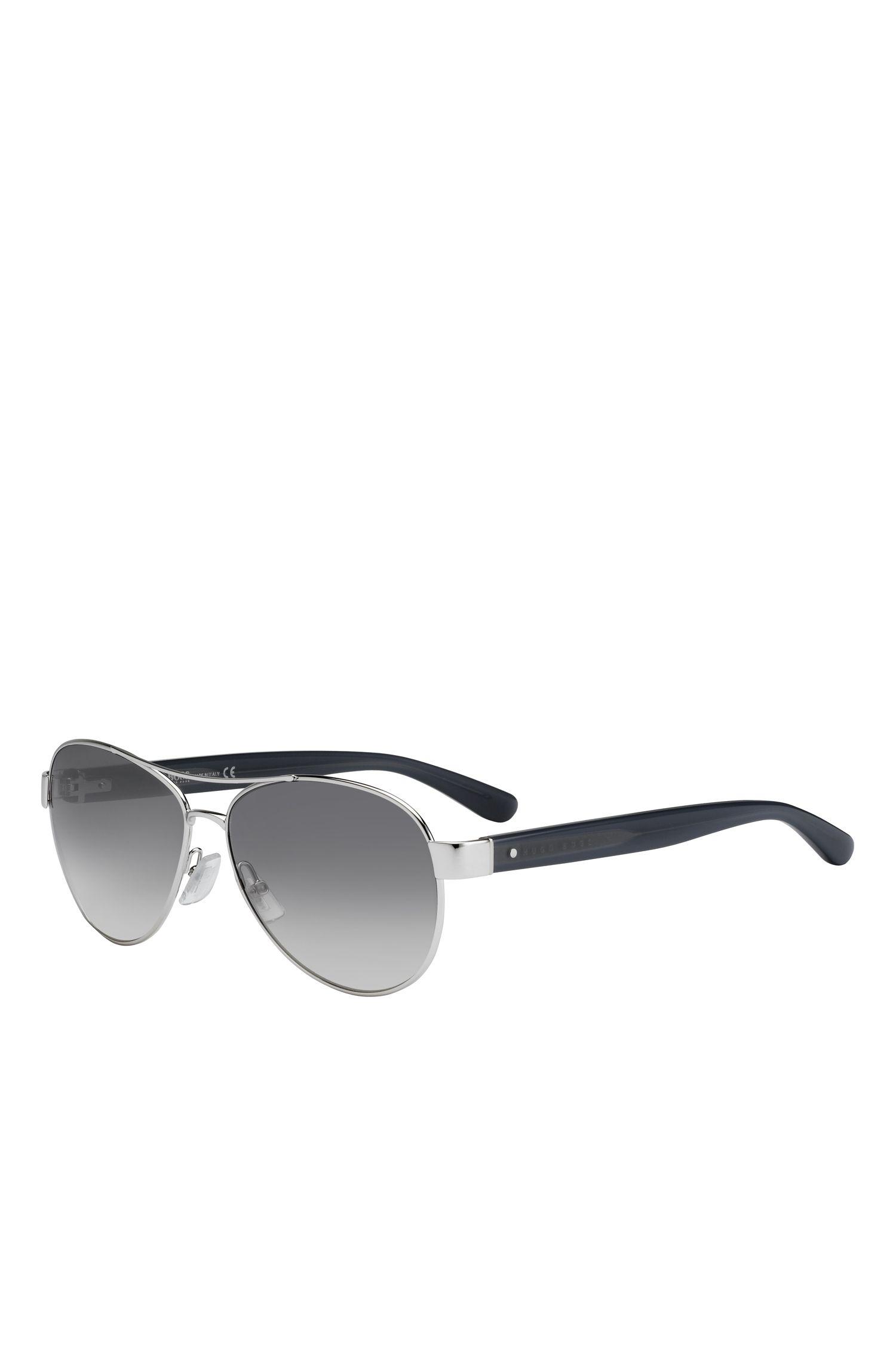 'BOSS 0788S' | Mirror Lens Aviator Sunglasses