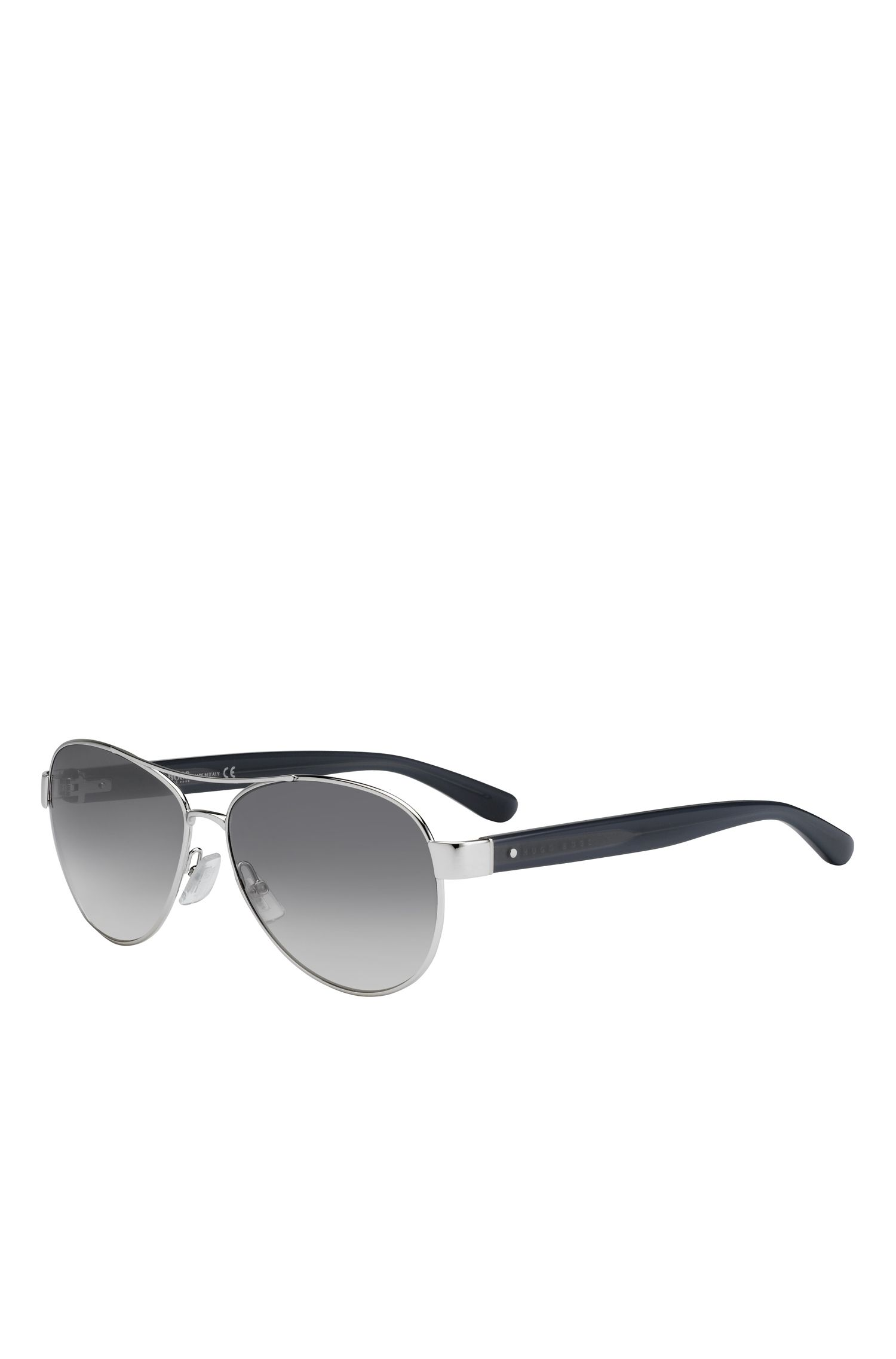 Mirror Lens Aviator Sunglasses | BOSS 0788S