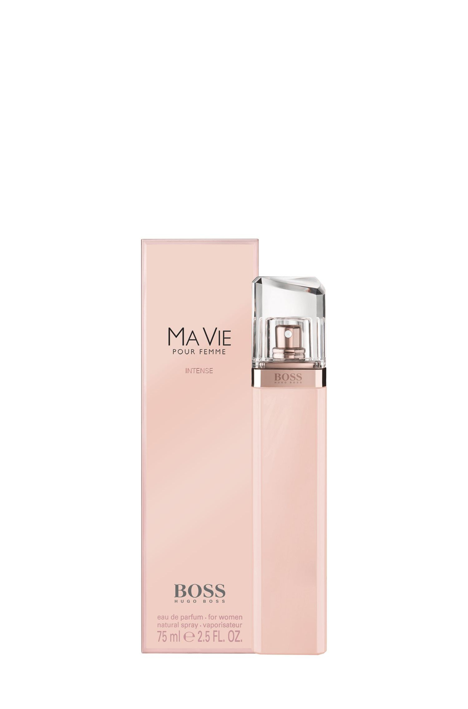 2.5 oz (75 mL) Eau de Parfum | BOSS Ma Vie Intense