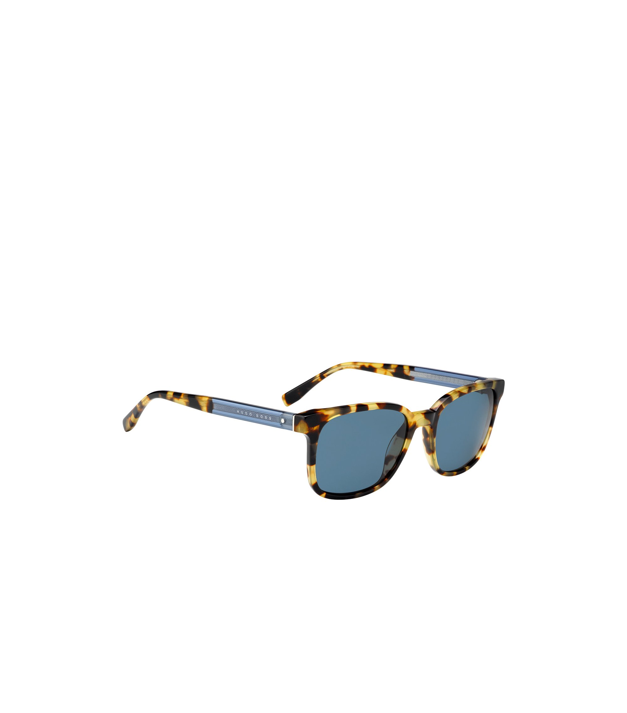 Blue Lens Square Sunglasses | BOSS 0802S, Assorted-Pre-Pack