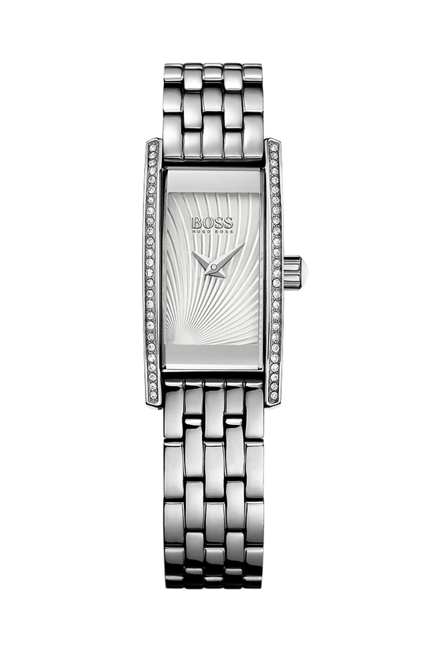 '1502384' | Stainless Steel Quartz Watch